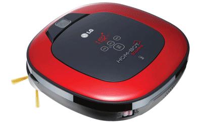 LG Hombot 3.0 – Sprache ändern